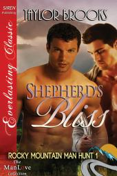 Shepherd's Bliss [Rocky Mountain Man Hunt 1]