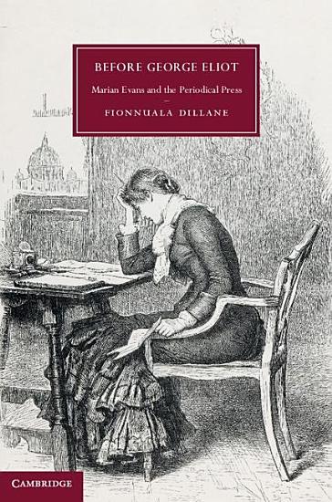 Before George Eliot PDF