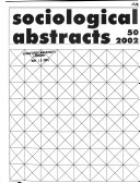 Sociological Abstracts PDF