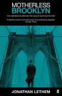 Motherless Brooklyn   Film Tie In PDF
