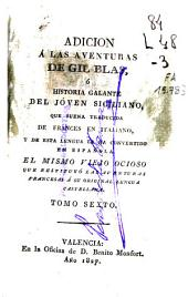 Aventuras de Gil Blas de Santillana: (599 p.)