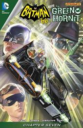 Batman '66 Meets the Green Hornet (2014-) #7