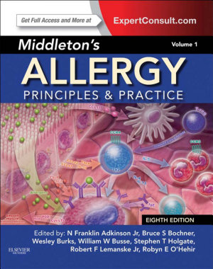 Middleton s Allergy PDF