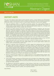 POSHAN   s abstract digest on maternal and child nutrition research PDF