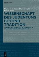 Wissenschaft des Judentums Beyond Tradition PDF