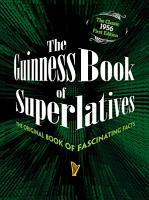 The Guinness Book of Superlatives PDF