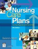 Nursing Care Plans Book