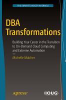 DBA Transformations PDF