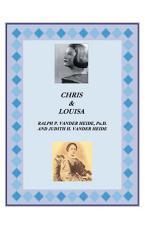 Chris and Louisa