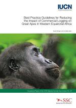 Best Practice Guidelines for Reducing the Impact of Commercial Logging on Great Apes in Western Equatorial Africa