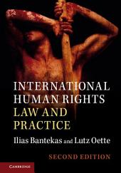 International Human Rights Law and Practice: Edition 2