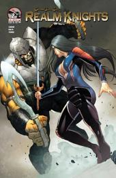 Grimm Fairy Tales Realm Knights #2