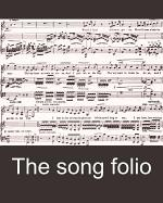 The song folio