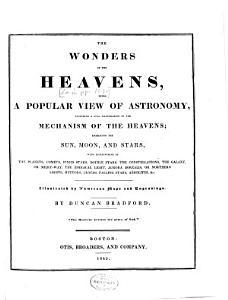 The Wonders of the Heavens PDF