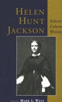 Helen Hunt Jackson PDF