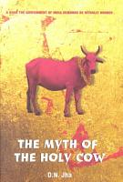 The Myth of the Holy Cow PDF