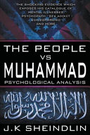 The People Vs Muhammad   Psychological Analysis Book