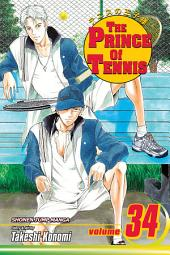 The Prince of Tennis, Vol. 34: Synchro