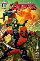 Uncanny Avengers 1   Wiedergeburt PDF