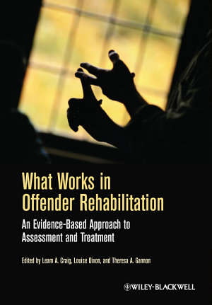 What Works in Offender Rehabilitation PDF