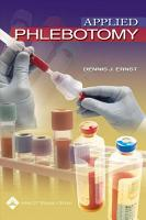 Applied Phlebotomy PDF