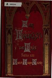 San Francisco de Asís: (siglo XIII)