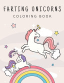 Farting Unicorns Coloring Book