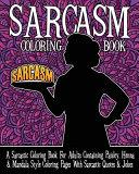 Sarcasm Coloring Book
