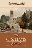 Sehnsucht  The C  S  Lewis Journal PDF