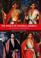 The World of Colonial America PDF