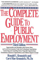 The Complete Guide to Public Employment