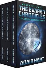 The Evaran Chronicles Box Set: Books 4 -6
