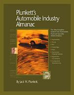 Plunkett's Automobile Industry Almanac 2008