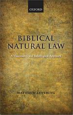 Biblical Natural Law