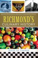 Richmond's Culinary History