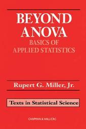 Beyond ANOVA: Basics of Applied Statistics