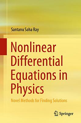 Nonlinear Differential Equations in Physics