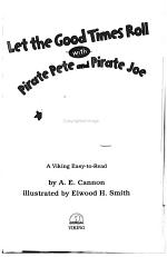 Let the Good Times Roll with Pirate Pete and Pirate Joe