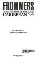 Frommer s Comprehensive Travel Guide Caribbean  1995 PDF