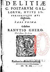 Delitiae Poetarum Gallorum