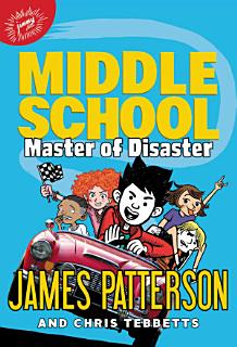 Middle School  Master of Disaster Book