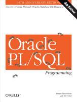 Oracle PL SQL Programming PDF