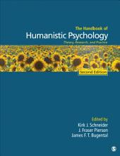 The Handbook of Humanistic Psychology: Theory, Research, and Practice, Edition 2