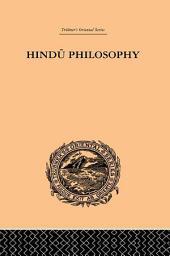 Hindu Philosophy: The Sankhya Karika of Iswara Krishna