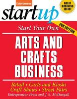 Start Your Own Arts and Crafts Business PDF