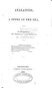 Atalantis: A Story of the Sea