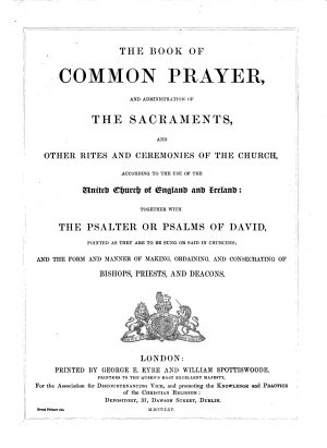 The Book of Common Prayer  Etc   A New Version of the Psalms of David  Etc    PDF