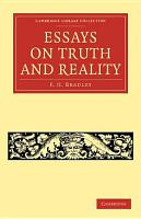Essays on Truth and Reality PDF