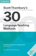 Scott Thornbury's 30 Language Teaching Methods Google EBook