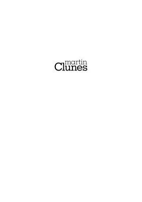 Martin Clunes PDF